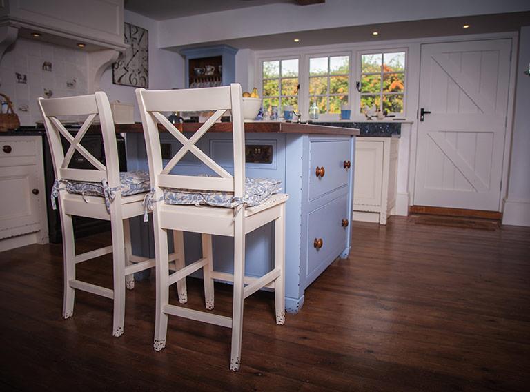 Bespoke Handmade Kitchens, Chard, Somerset