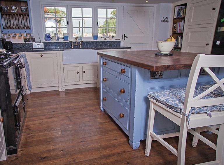 Jacob Chalon Kitchens Chard, Somerset
